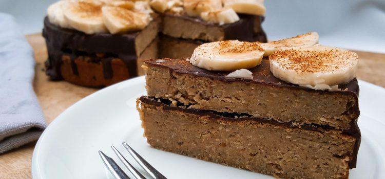 Kikkererwten chocolade taart